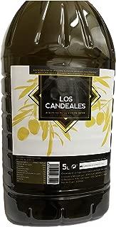 Los Candeales Aceite de Oliva Virgen Extra, Garrafa - 5000