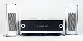 LONGSONG USA Concept Stereo NPC-K1000 Mini Classic 2.1CH Speaker System for PC Laptop iPhone iPod iPad