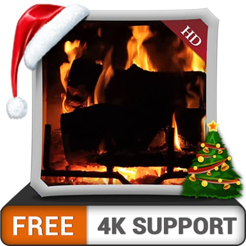 chimenea encantadora HD gratis: disfrute de las frías noches de invierno en...