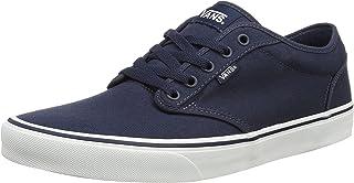 Vans MN Atwood, Men's Shoes, White ((Canvas) navy/white), 8 UK (42 EU) (VAKC4)