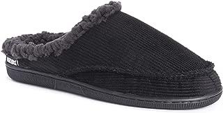 MUK LUKS Men's Corduroy Clogs Slipper