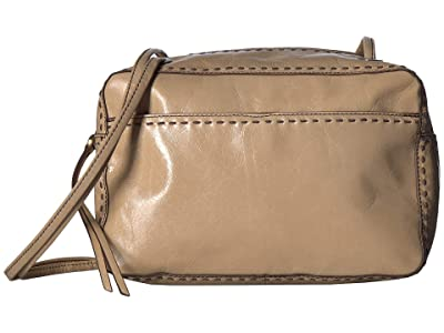 Hobo Crux (Parchment) Satchel Handbags