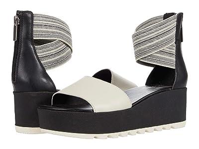 SOREL Cameron Flatform Ankle Strap (Black) Women