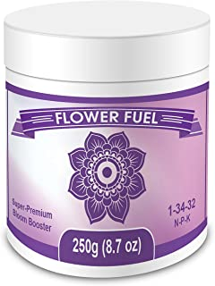 Flower Fuel 1-34-32, 250g - The Best Bloom Booster for Bigger, Heavier Harvests (250g)