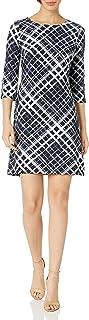 Tommy Hilfiger Women's 3/4 Sleeve Dress