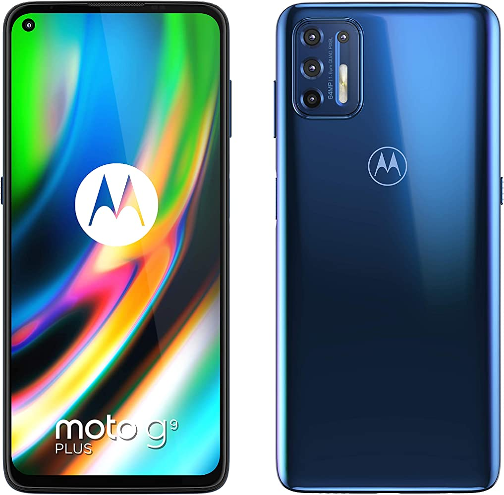 Motorola moto g9 plus quad camera 64 mp,qualcomm snapdragon 730g, dual sim, 4/128gb, android 10
