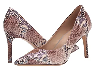 Naturalizer Anna (Pastel Multi Snake Print Leather) Women