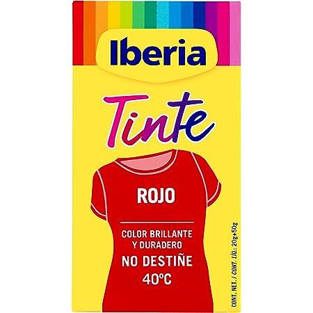 Simplicol Kit de Tinte Textile Dye Intensive Rojo: Colorante ...