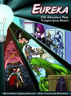 Eureka: 501 Adventure Plots to Inspire Game Masters (EGP42001)
