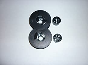 Swartz Ink Products-Underwood 5, Raphael, 700, 702 and Others Typewriter Ribbon, Compatible, Black, Twin Spool