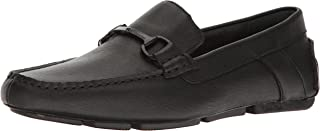 Calvin Klein Men's MOX Weave Emboss Driving Style Loafer