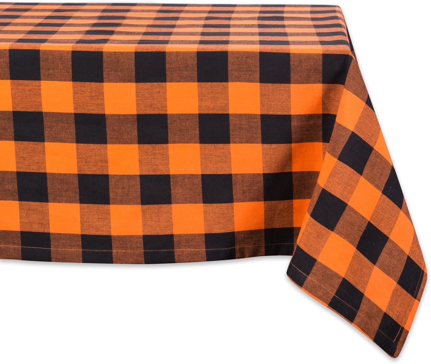 DII Buffalo Check Collection Tablecloth 60x12 Free Max 40% OFF shipping New Tabletop Classic