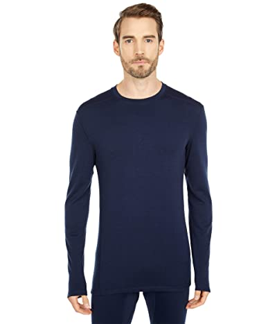 Smartwool Merino 250 Base Layer Crew (Deep Navy) Men