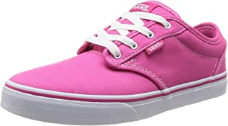 Vans Atwood Youth Sneakers - Magenta/White
