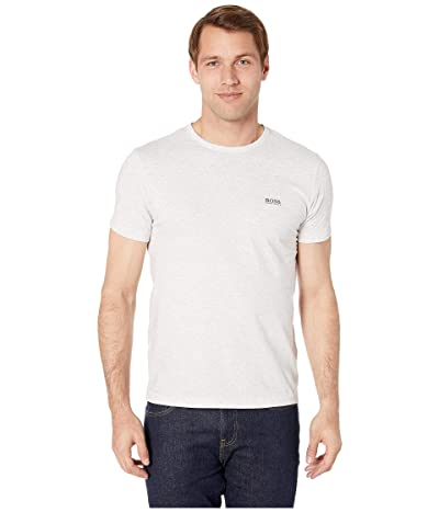 BOSS Hugo Boss Crew Neck T-Shirt (Light/Pastel Grey) Men