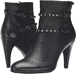 Black/Black Calf Leather/Cow Nubuck