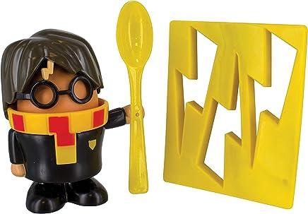Close Up Harry Potter Eierbecher und Toastschneider, Plastik, Mehrfarbig 6 x 20 x 14 cm 2 preisvergleich bei geschirr-verleih.eu