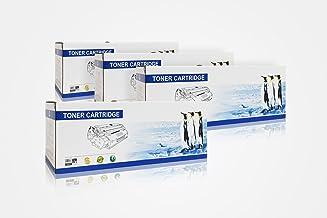 Supply Spot Compatible Samsung MLTD206L Black Toners 3 Pack