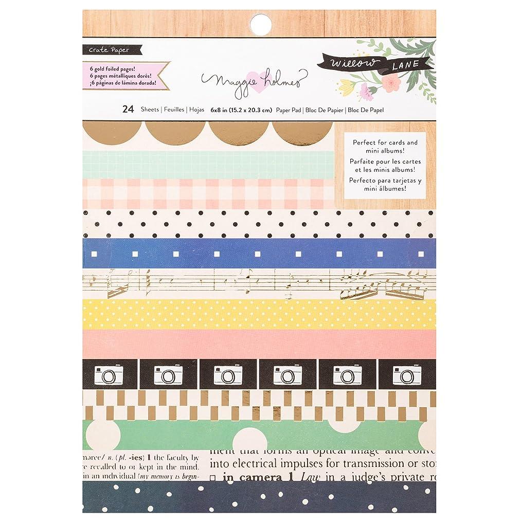 Maggie Holmes 344491 Paper Pad, Multicolor