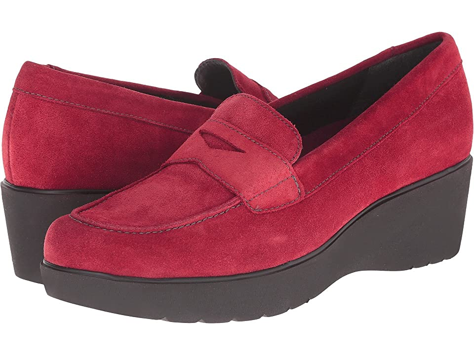 Munro Katie (Red Calf Suede) Women