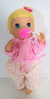 Baby Alive Better Now Baby - Blonde in Pink One Piece (2008)