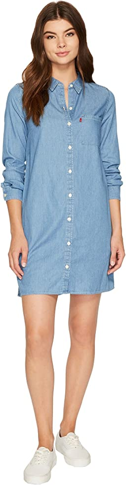 Levi's® Womens Zarina Shirtdress
