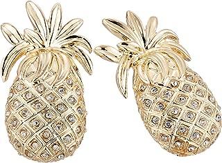 Women's Kinsey Gold Shoe Charms