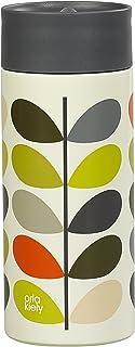 Orla Kiely Taza de Viaje Multi Stem, Multicolor, 350ml