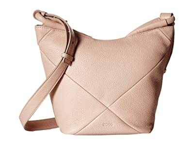 ECCO Linnea Crossbody (Rose Dust) Cross Body Handbags