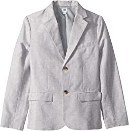 Linen Blazer (Toddler/Little Kids/Big Kids)