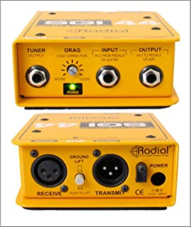 Radial Engineering SGI44 Studio Guitar Interface