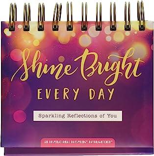 "Dayspring Shine Bright Every Day - Perpetual Calendar, 10176, 5 1/2"" x 5 1/4"" x 1 1/4"""