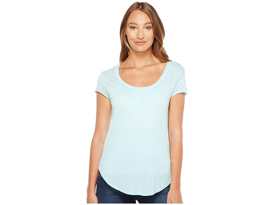LAmade Niki Tee (Canal Blue) Women's T Shirt