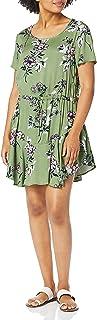 MINKPINK Women's Wanderer Circle Frill Dress