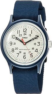 TW2R78000 Original Camper Watch, Navy