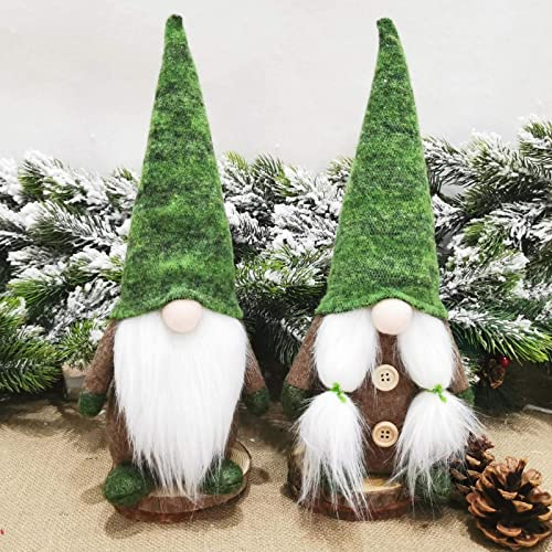 """new arrival Gnome Ornaments Gifts Holiday Decoration Kids Birthday Present Handmade Tomte Plush Doll, new arrival Mr and Mrs Handmade Cloth Doll Plush popular Gnomes,Home Decor Tabletop Santa Figurines 11"""" online"""