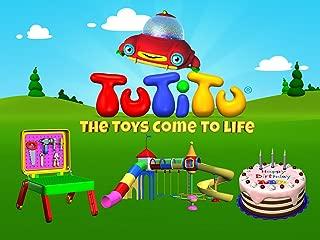 TuTiTu - The toys come to life
