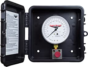 310-54-PP Tandem-Axle Exterior Analog Axle Load Scale - for Single Height Control Valve Air Suspensions