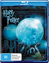 Harry Potter: Year 5 (Harry Potter and the Order of the Phoenix) (Special Limited Edition) (Blu-ray)