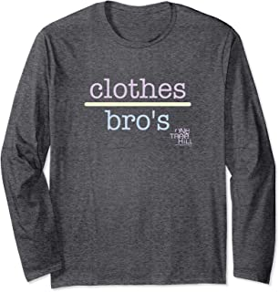 One Tree Hill Clothes Over Bros Long Sleeve T-Shirt