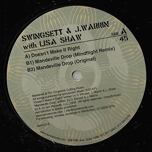 Amazon.com: Mandeville Drop (Mindflight Remix): J.Warrin ...