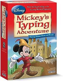 Disney: Mickey's Typing Adventure – Mac