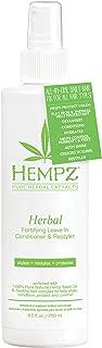 hemp culture miracle hair leave in