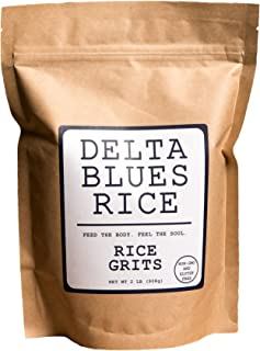 black rice grits