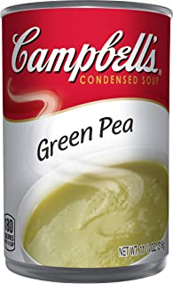 Campbell'sCondensed Green Pea Soup, 11.25 oz. Can (Pack of 12)