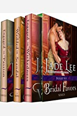 Bridal Favors Series Boxed Set (Three Historical Romance Novels in One) Kindle Edition
