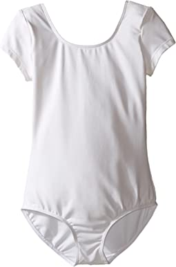 Microlux Short Sleeve Leotard (Toddler/Little Kids/Big Kids)