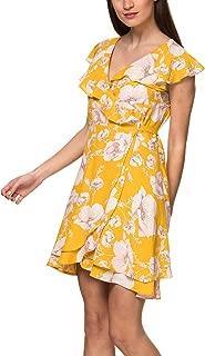Women's French Quarter Printed Mini Dress