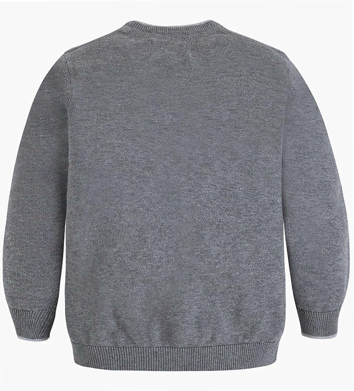 Mayoral Boy's V-Neck Pullover, Sizes 2-9