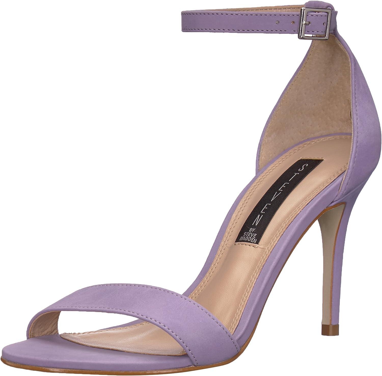 STEVEN by Steve Madden Women's Naylor Heeled Sandal